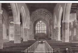 PAIGNTON - ST JOHN  THE BAPTIST CHURCH INTERIOR - Paignton