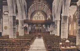 PAIGNTON PARISH CHURCH INTERIOR - Paignton