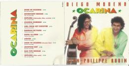 Modena Diego, Audin Jean Philippe, Ocarina, 1991, Delphine, CD Come Nuovo. - Instrumental