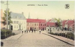 ANTOING - Place Du Préau - Edit. SD En Couleur - Antoing