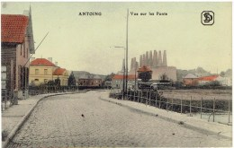 ANTOING - Vue Sur Les Ponts - Edit. SD En Couleur - Antoing