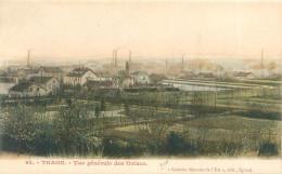 Cpa  -   Thaon Les Vosges - Vue Générale Des Usines                                  T515 - Thaon Les Vosges