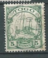 Togo Allemand   -  Yvert N 20  Oblitéré  - Abc8416 - Colonie: Togo