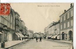 NERAC  -  COURS DE ROMAS - Nerac