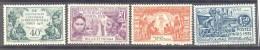 Wallis Et Futuna: Yvert N° 66/9*; Cote 48.00€; N°69 Clair - Wallis And Futuna