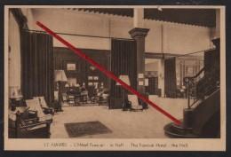76 LE HAVRE -- L'Hôtel Frascati _ Le Hall. - Alberghi & Ristoranti