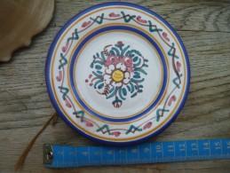 Pequeño Plato Ceramica - Cerámica Y Alfarerías