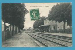 CPA 42 - Chemin De Fer Gare De SUILLY-LA-TOUR 58 - France