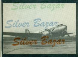 DOUGLAS DC-3C - COMPAGNIA AEREA  SABENA - 1946-....: Era Moderna