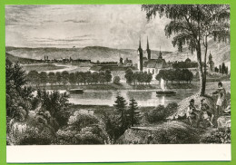 ALT CORVEY Nach Einem Alten Stich Um 1750 Echt Foto Non Circulé - Hoexter