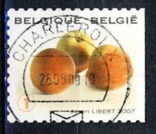 COB  3692 Obl Charleroi (B2933) - Used Stamps