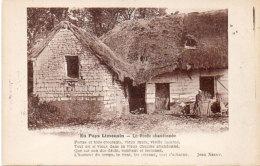 En Pays Limousin - La Borde Abandonnée  - Poeme De Jean Nesmy    (89014) - France