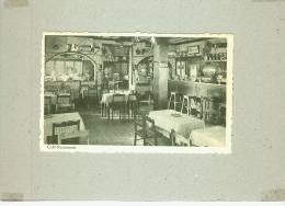 CP.   DE  PANNE.  ADINKERKE.  MOEDER  LAMBIC . CAFE  RESTAURANT.   ETABLISSEMENT  CHAMPETRE - De Panne