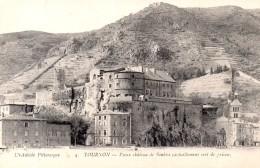 Tournon - Vieux Château De Soubise, 1918 - Tournon
