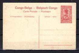 Eentier Carte Postale N°42  , Lualaba  Les Gorges De Zilo
