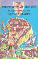 MONACO --- Catalogue S.d.--- The Principality Of Monaco As Seen Through Its Postage Stamps Par Hyacinte CHIAVASSA - Livres, BD, Revues