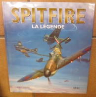 """Livre """"Spitfire"""" - Français"""