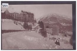 DISTRICT D´AIGLE /// LEYSIN - GRAND HOTEL - TB - VD Vaud