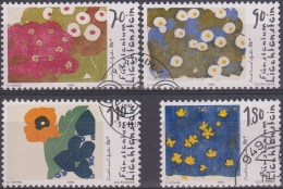 Liechtenstein 1996 Nº 1073/76 Usado - Liechtenstein