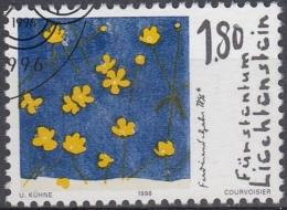 Liechtenstein 1996 Nº 1076 Usado - Liechtenstein