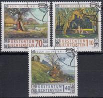 Liechtenstein 1996 Nº 1079/81 Usado - Liechtenstein