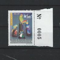 EC - 2002 - 2668 - PAPAGEIEN -   - POSTFRISCH - MNH - Equateur