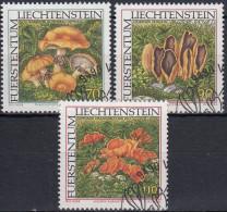 Liechtenstein 1997 Nº 1093/95 Usado - Liechtenstein