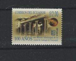 EC - 2009 - 3119 -  The 100th Anniversary Of The National Museum - Santiago De Guayaquil - 2$   - POSTFRISCH - MNH - Equateur