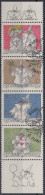 Liechtenstein 1998 Nº 1114/17 Usado - Liechtenstein