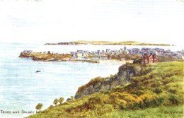 A R QUINTON - SALMON 2343 TENBY AND CALDEY ISLAND - UPDATED VERSION - Quinton, AR