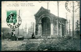 # CELLES SUR PLAINE - Col De La Chapelote - Ruine De La Chapelle - France