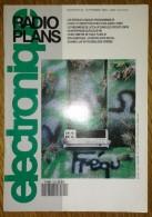 Radio Plans électronique N° 514 09/1990 Multimètre De Table Fluke 45 - Etude Et Conception D'un Filtre Audio 3 Voies ... - Autres Composants
