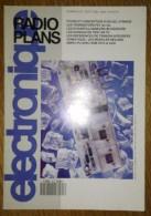 Radio Plans électronique N° 513 08/1990 Etude Et Conception D'un Gel D'image - Les Transistors FET As-Ga ... - Autres Composants