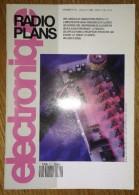 """Radio Plans électronique N° 512 07/1990 Laser à Diode - Les Sondes CMS - Apache : Le """"debug"""" Du Minitel .... - Components"""
