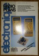Radio Plans électronique N° 511 06/1990 Etude Et Conception D'un Programmateur D'Eprom - Le NAB à Atlanta ... - Autres Composants