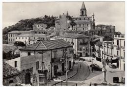 FICARRA - PIAZZA UMBERTO I - MESSINA - 1967 - Messina