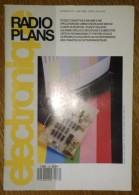 Radio Plans électronique N° 510 05/1990 Etude Et Conception D'une Mire S-VHS - Capteurs Magnétiques .... - Composants