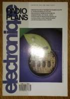 Radio Plans électronique N° 509 04/1990 Les Effets De Masse En Oscilloscopie - La Technologie Bimos.E  Et Le CA 5470 - Composants