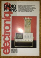 Radio Plans électronique N° 508 03/1990 Audio Pro : Un Surppresseur De Sifflantes - Les Sondes Actives ... - Composants