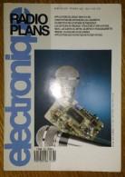 Radio Plans électronique N° 507 02/1990 Un émetteur FM à Synthèse De Fréquence - Mesure : Du Bon Emploi Des Sondes ... - Composants
