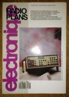 Radio Plans électronique N° 506 01/1990 La Contre-réaction De Courrant : L'OP 260 PMI - Carte 8 Sorties Pour PC ... - Autres Composants