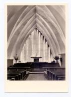 5253 LINDLAR - FRIELINGSDORF, Pfarrkirche Z. Hl. Apollinaris, Architekt: Böhm-Köln - Lindlar