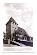 5253 LINDLAR - FRIELINGSDORF, Pfarrkirche Z. Hl. Apollinaris, Architekt: Böhm-Köln, Aussenansicht - Lindlar