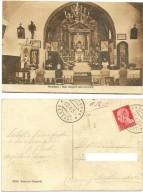 Arzachena Altare Maggioredella Parrocchia, Viaggiata Il 12.4.1933 - Sassari