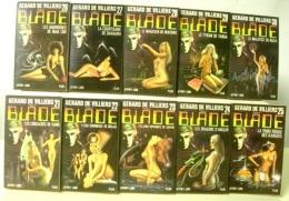 BLADE LOT DE 10 VOLUMES 21 à 30 - Blade