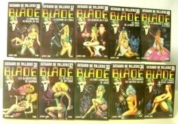 BLADE LOT DE 10 VOLUMES 31 à 40 - Blade