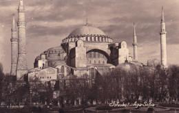 ISTANBUL  AYA SOFIA (dil208) - Turquie