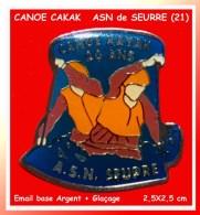 SUPER PIN'S CANOE-KAYAK : Les 20 Ans Du Club De CANOE KAYAK ASN SEURRE (21) - Canoeing, Kayak