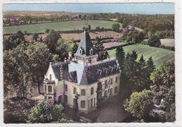 CPSM 71340 CHENAY LE CHATEL  Le Château Vue Aérienne Edt LAPIE - Sin Clasificación