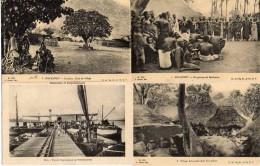 Lot De 25 Cartes Dahomey - Dahome